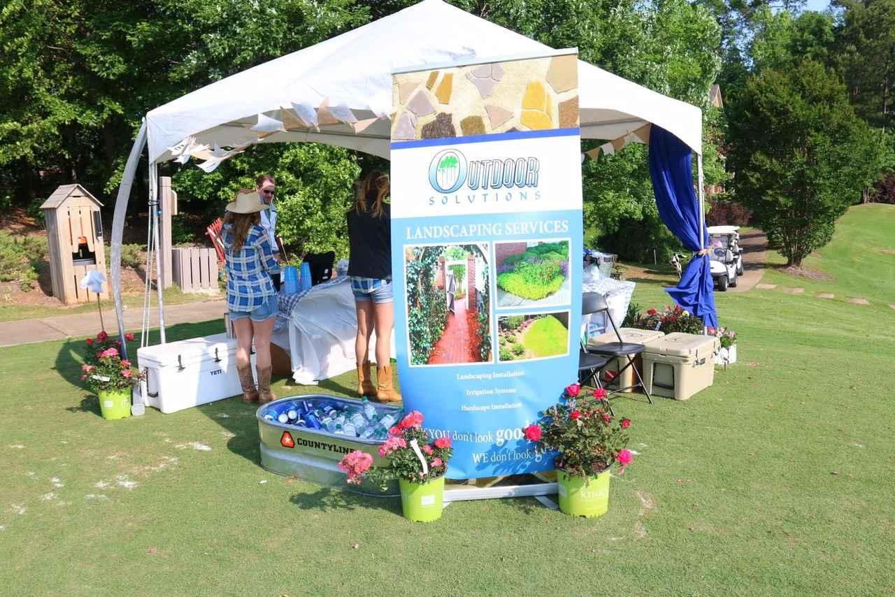 Outdoor Solutions was a proud contributor to the 2016 Membership Golf Extravaganza